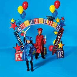 Preschool and Kindergarten Graduation Decorations | Rhyme