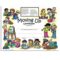 New Class Activity Diploma - Moving Up