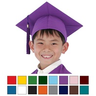Kid's Cloth, Matte Graduation Cap