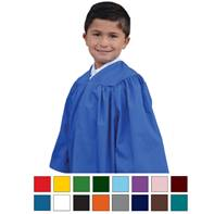 Kid's Matte Graduation Gown