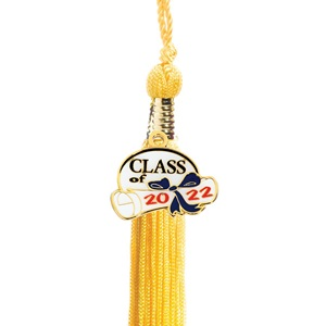 Tassel with Class of 2018/Diploma Charm