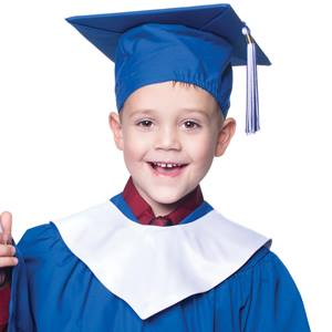 Children's Graduation Hoods
