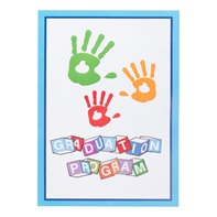 Handprints Program Cover