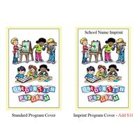 Kid's Program Covers  - New Class Activity