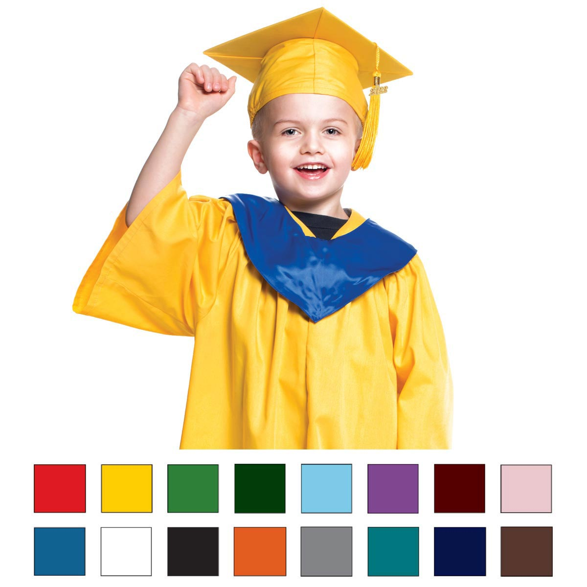 Graduation Sets with Hoods | Rhyme University\'s