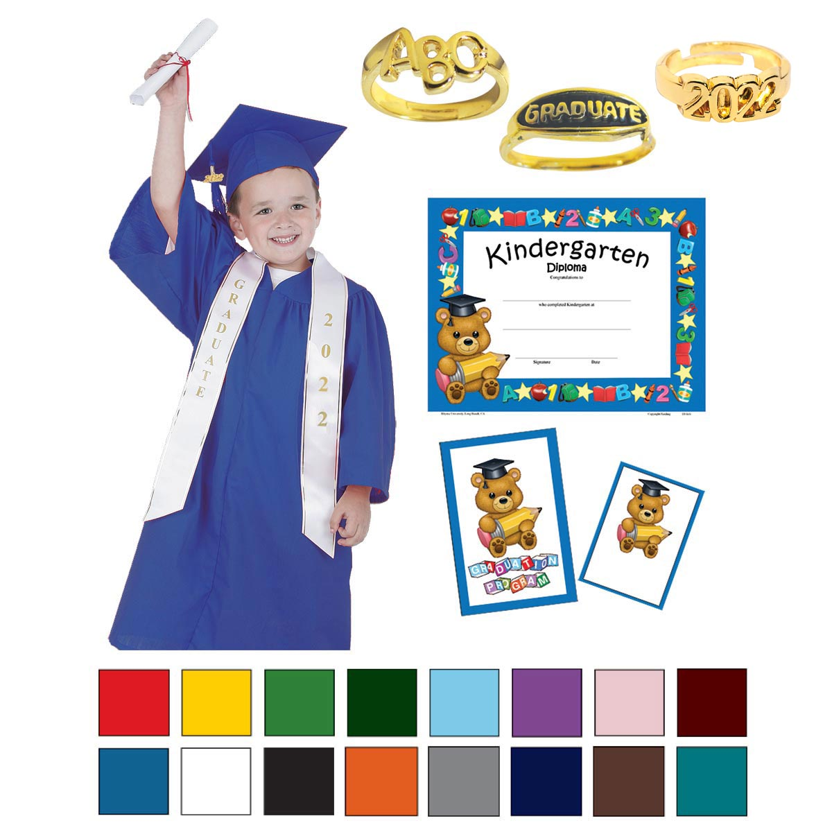 Preschool and Kindergarten Graduation Packages | Rhyme University\'s