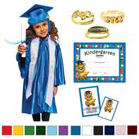Children's Shiny Deluxe Graduation Package