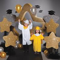 Preschool and Kindergarten Graduation Decorations | Rhyme ...