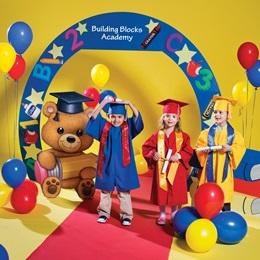 Preschool and Kindergarten Graduation Decorations | Rhyme University's