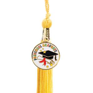 Tassel with Preschool Graduate Charm