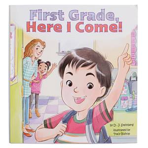 First Grade, Here I Come Book