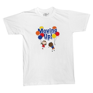 Moving Up T-shirt - Adult